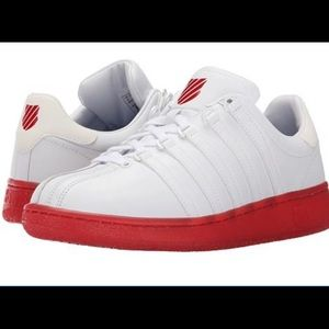 KSwiss Reflective VN Red